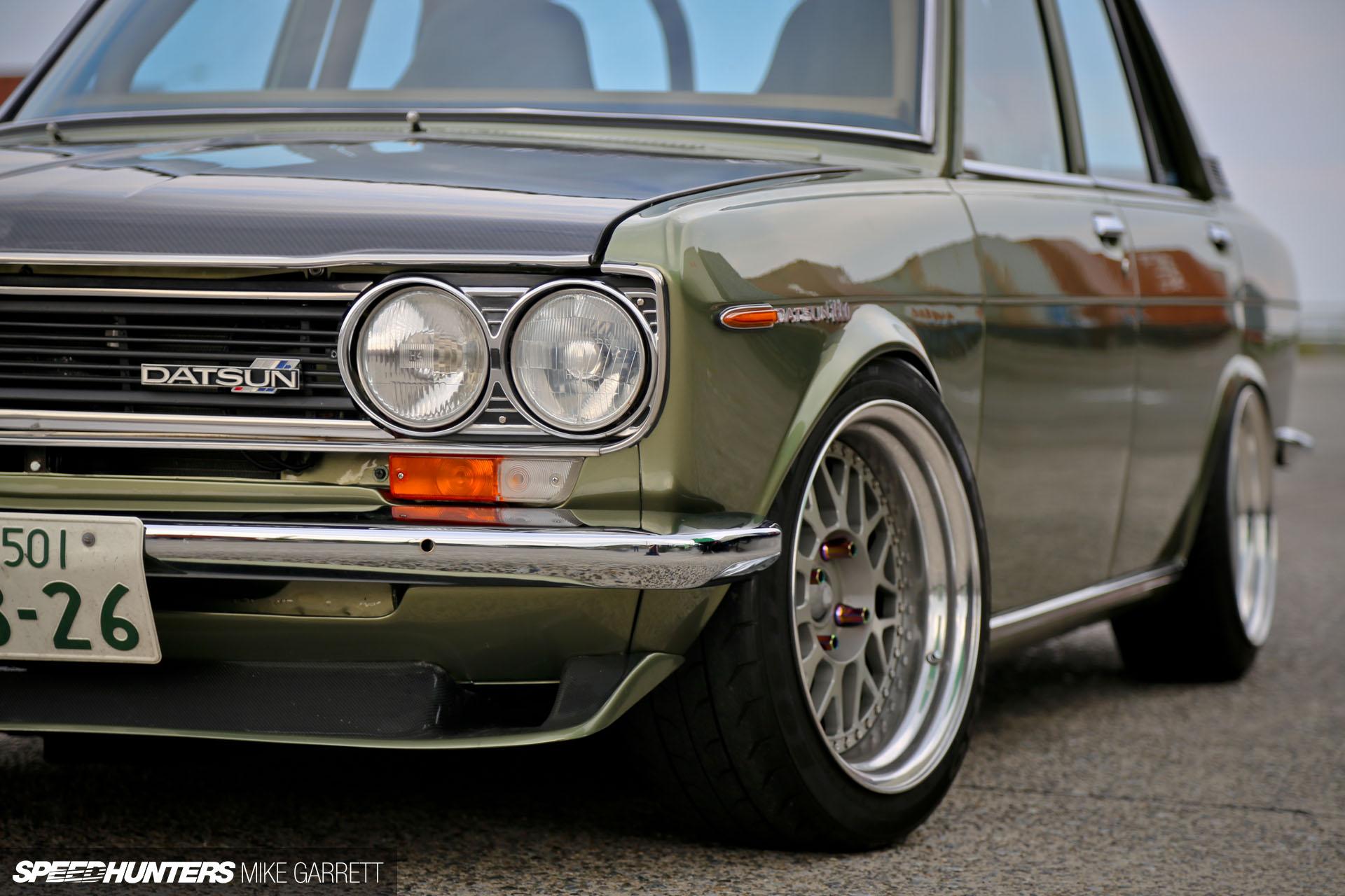 Datsun Bro: Meet Japan's 510 King