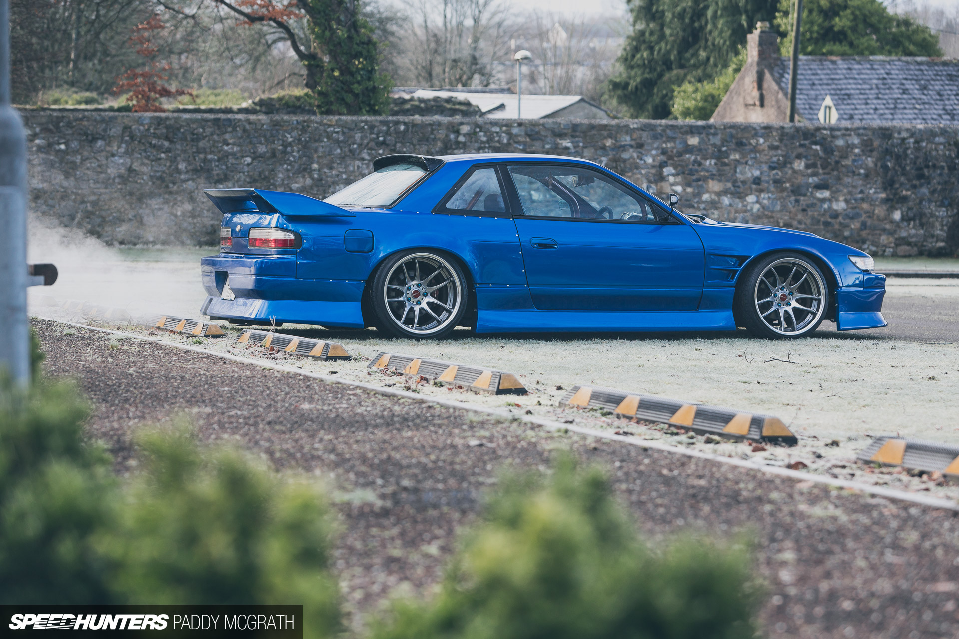 The Ex Bn Sports Ps13 Reborn In Ireland Speedhunters