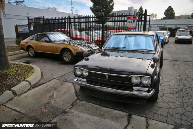 Z Car Garage: Where Datsun Geeks Rule - Speedhunters