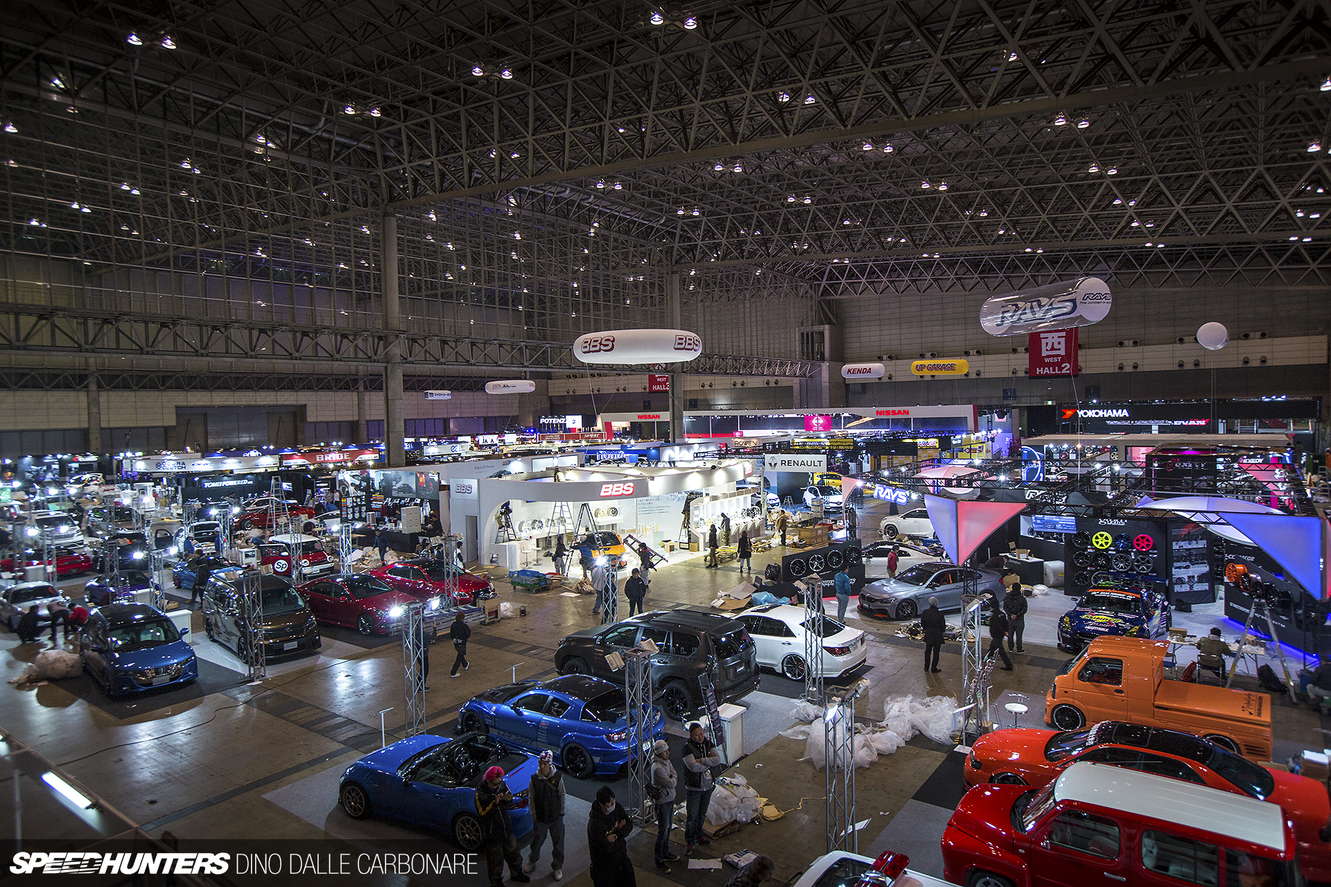 tokyo auto salon 2016 the preview speedhunters. Black Bedroom Furniture Sets. Home Design Ideas