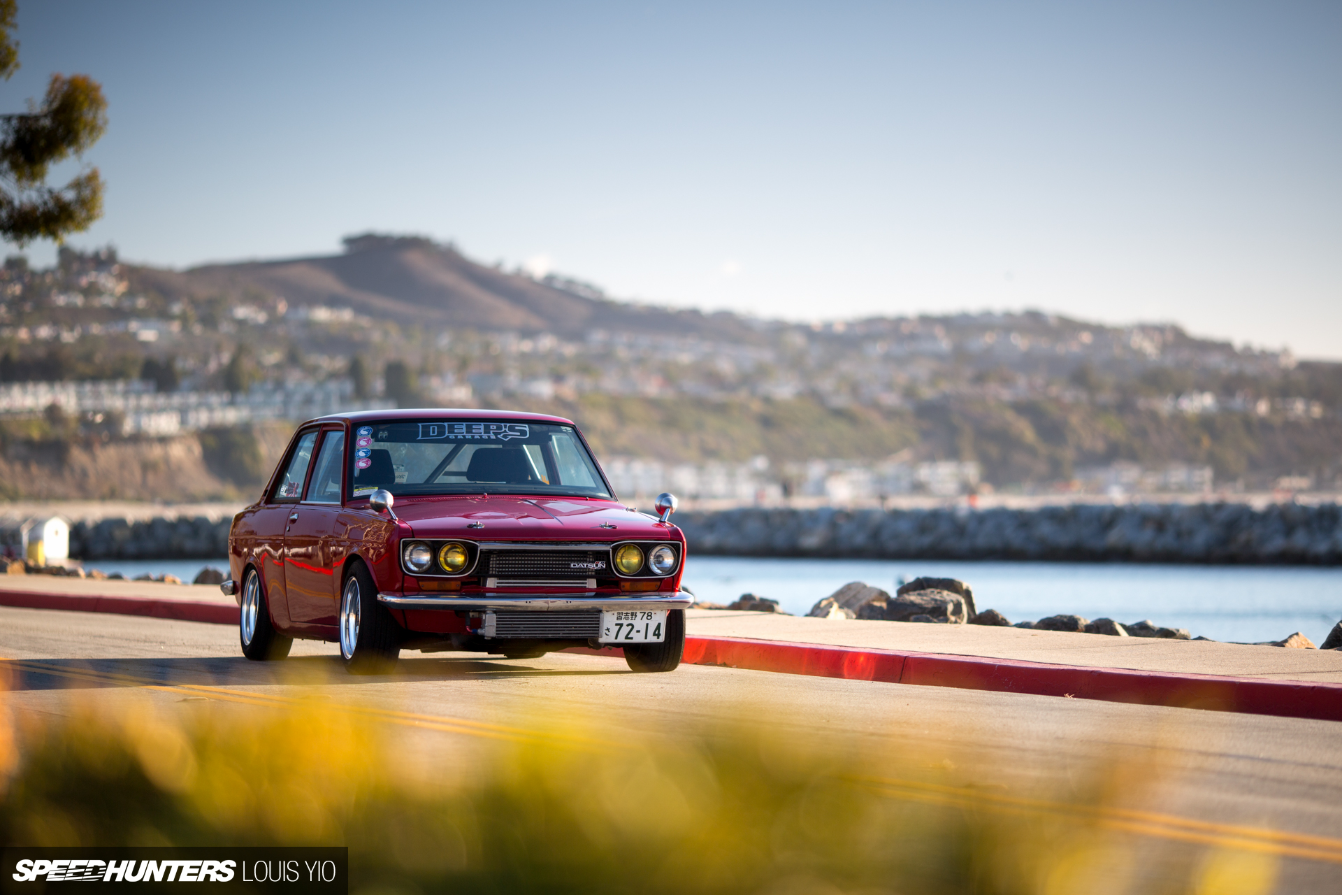 Do It In A Datsun: A 510 With A Side Of Boost - Speedhunters