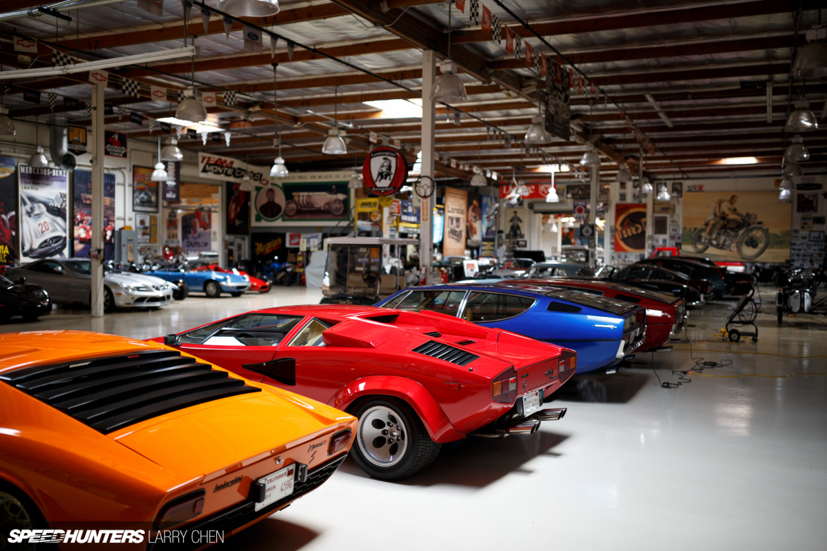 Cool Garage Plans The Ultimate Hobby Shop Jay Leno S Garage Speedhunters