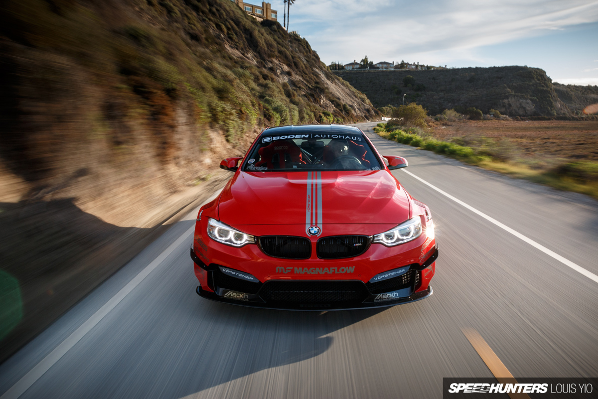 what is a tuner car the boden autohaus bmw m4 speedhunters. Black Bedroom Furniture Sets. Home Design Ideas