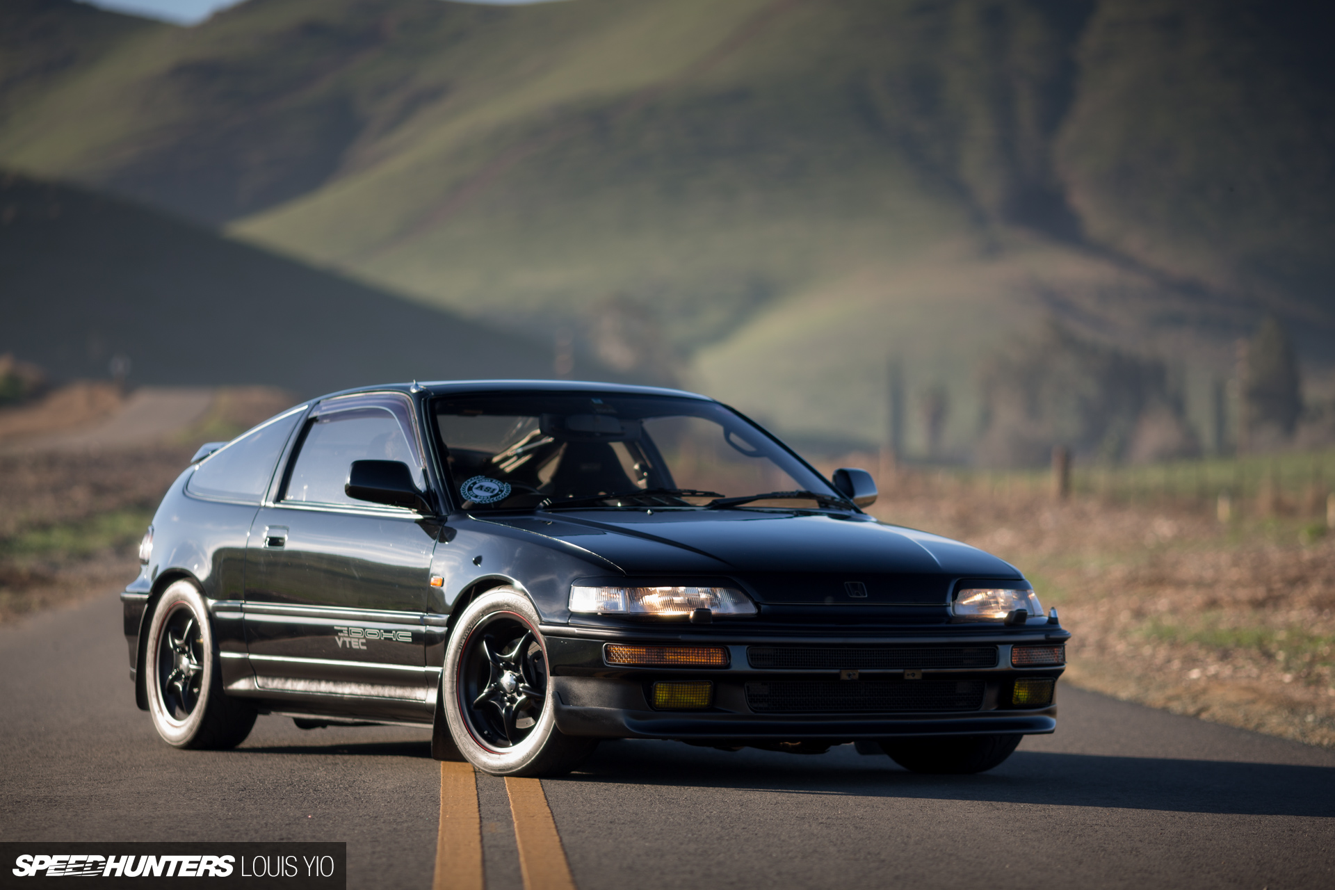A Father Son Cr X Project Built The Jdm Way Speedhunters