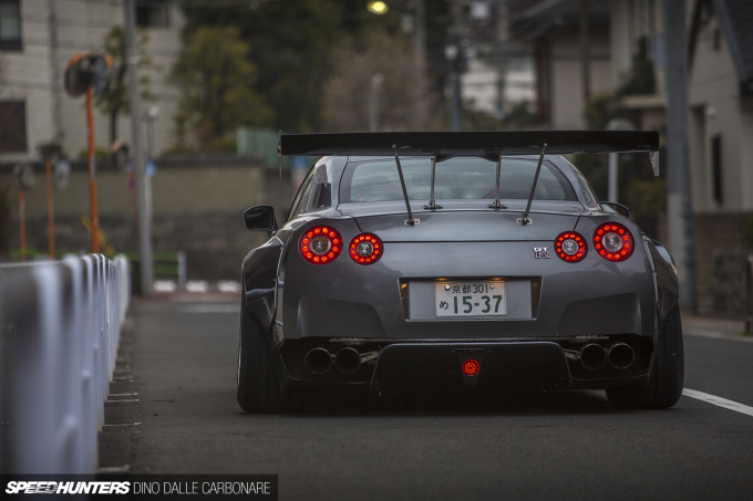 Living With A Widebody GT-R - Speedhunters