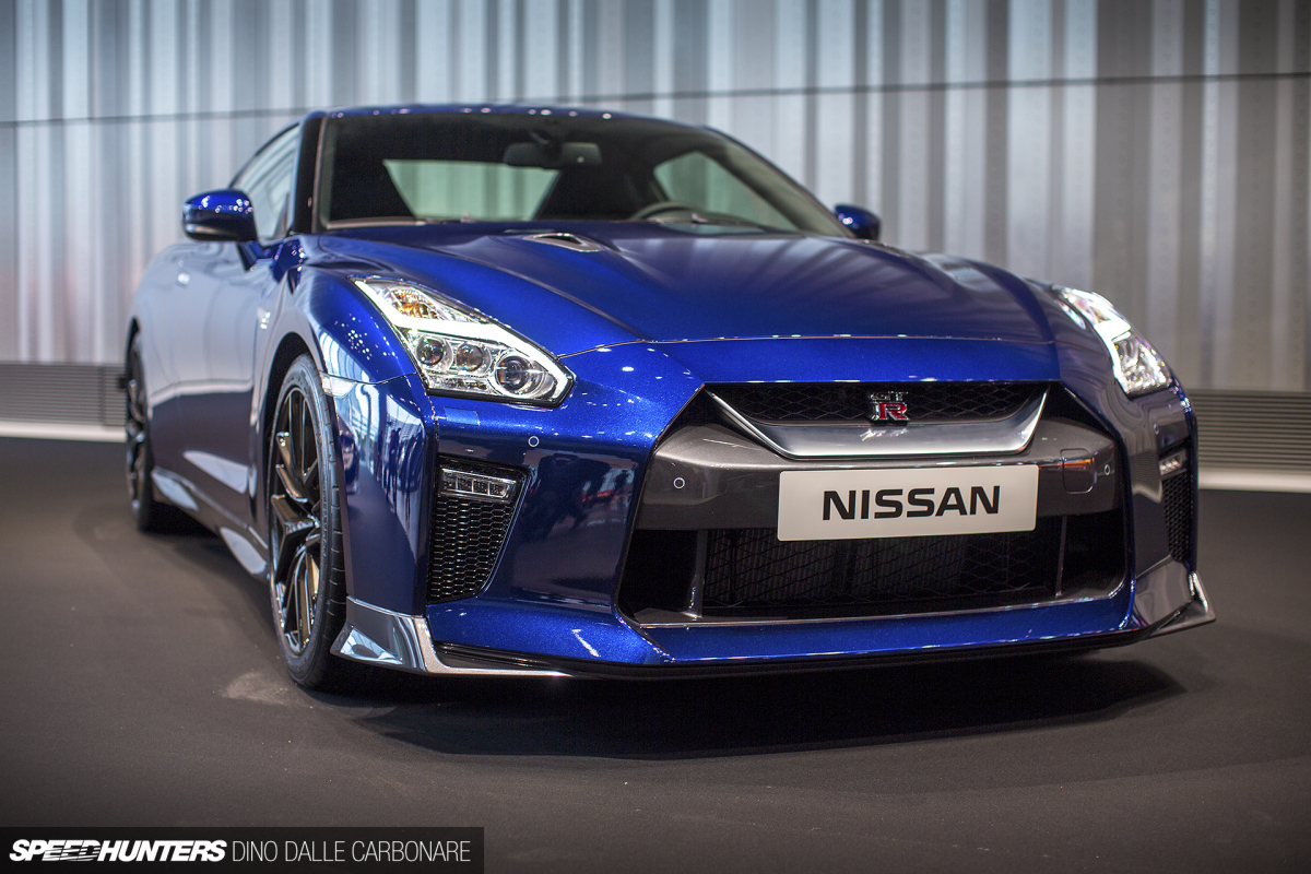 The New GT-R, Unveiled At Nissan HQ - Speedhunters