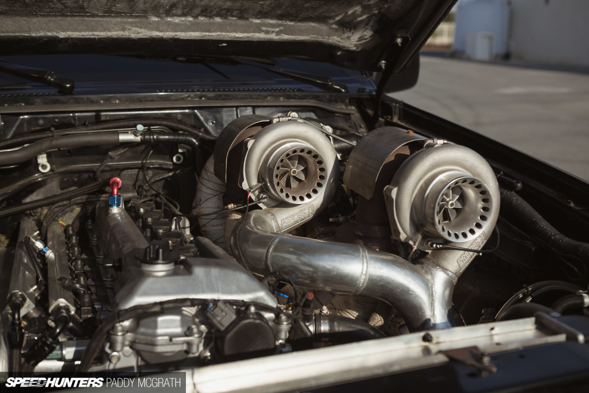 1,400hp At The Wheels: Not Your Typical Nissan Patrol ...