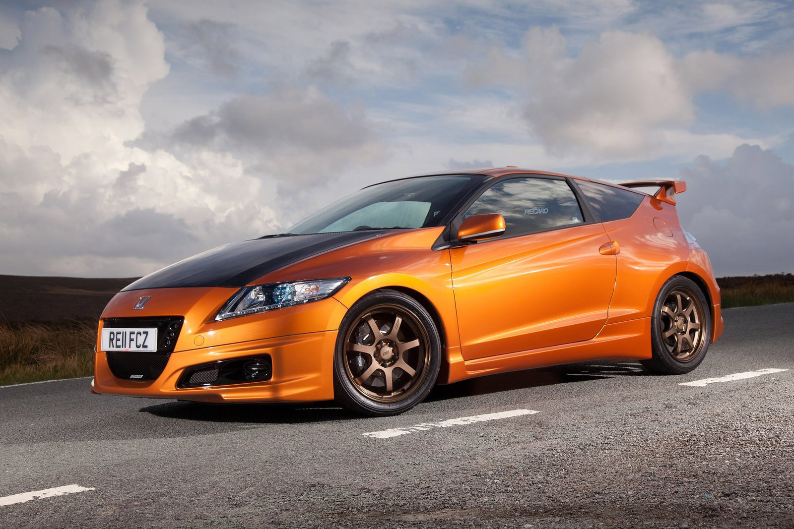the end of the honda cr z speedhunters. Black Bedroom Furniture Sets. Home Design Ideas