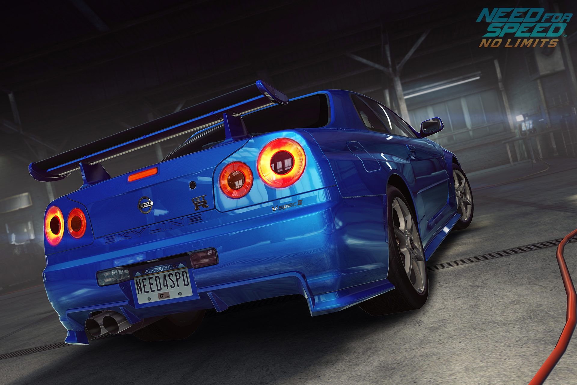 Need For Speed No Limits - Archives Speedhunters