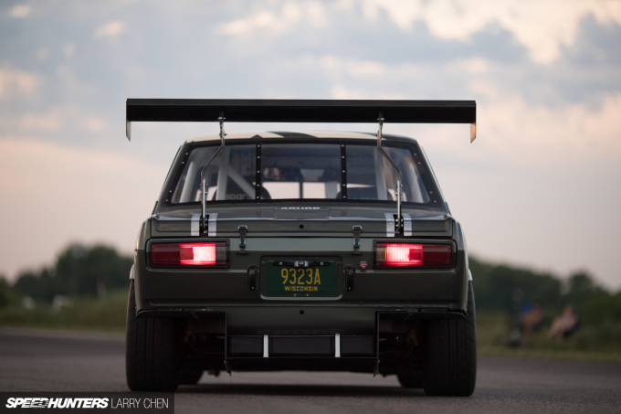 A Datsun Time Attacker With GM Ecotec Power - Speedhunters