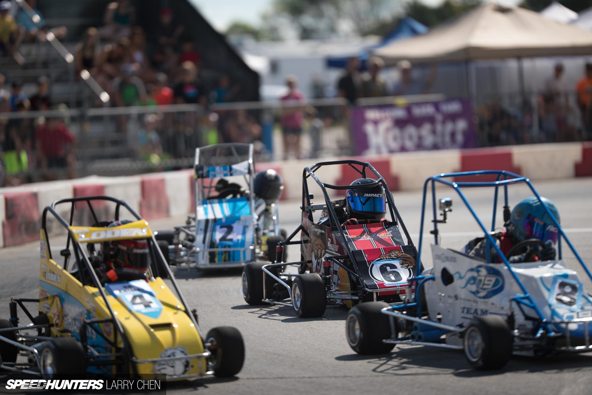 Quater Midget Racing 102