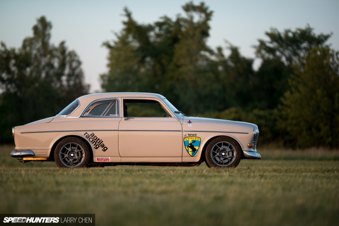60s Sweden Meets '90s Japan: The 4G63 Volvo - Speedhunters