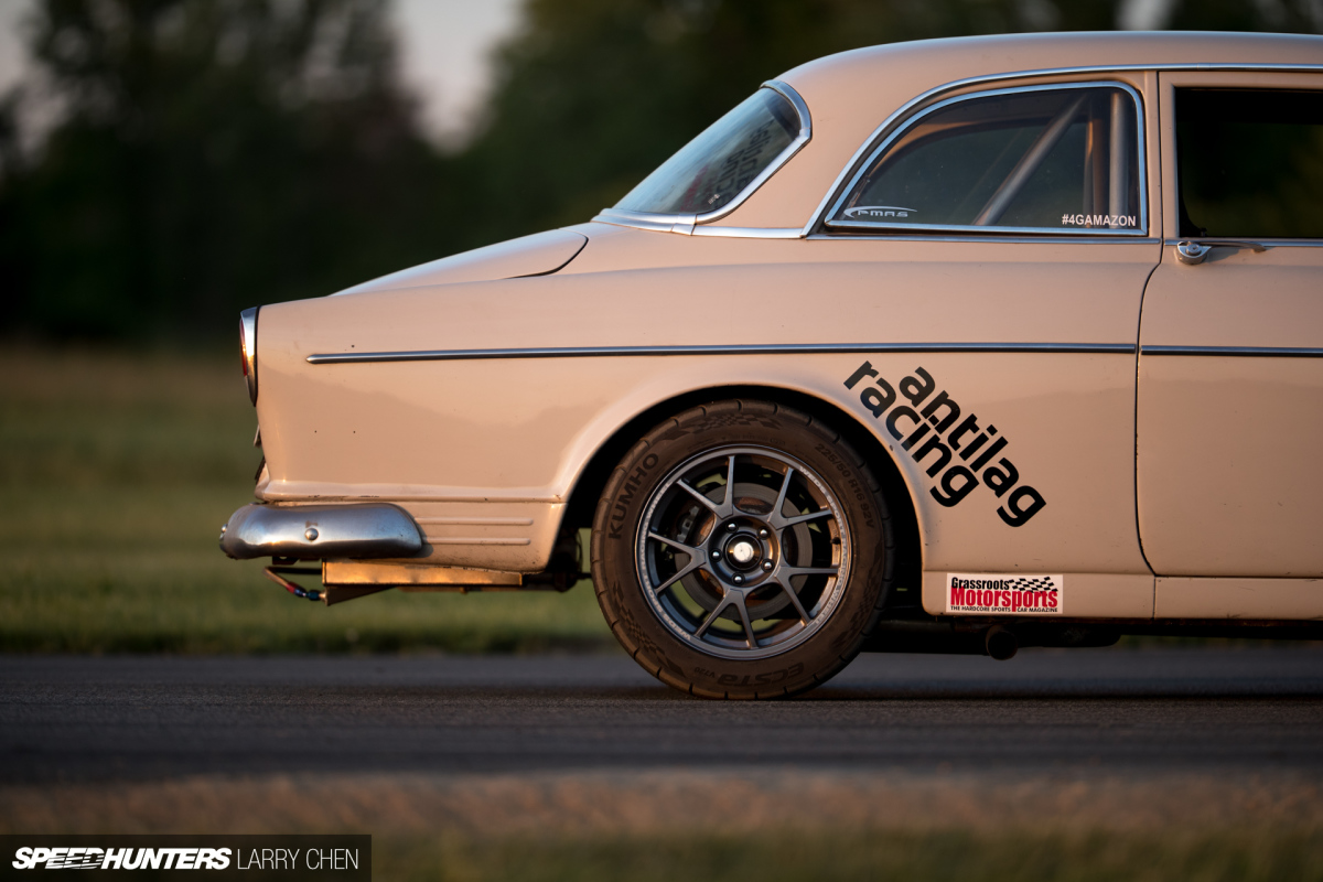 60s Sweden Meets 90s Japan The 4g63 Volvo Speedhunters