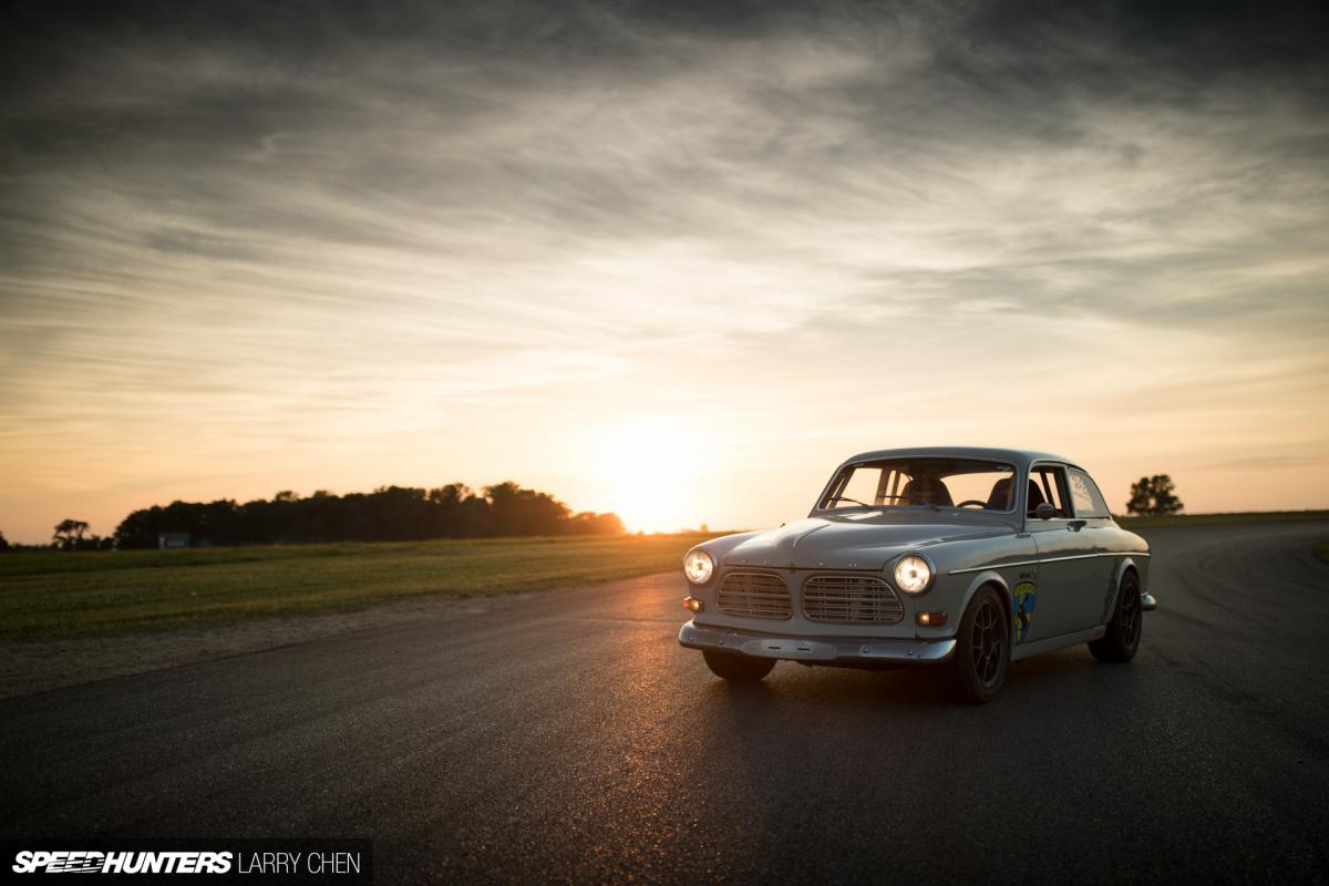60s Sweden Meets '90s Japan: The 4G63 Volvo - Speedhunters