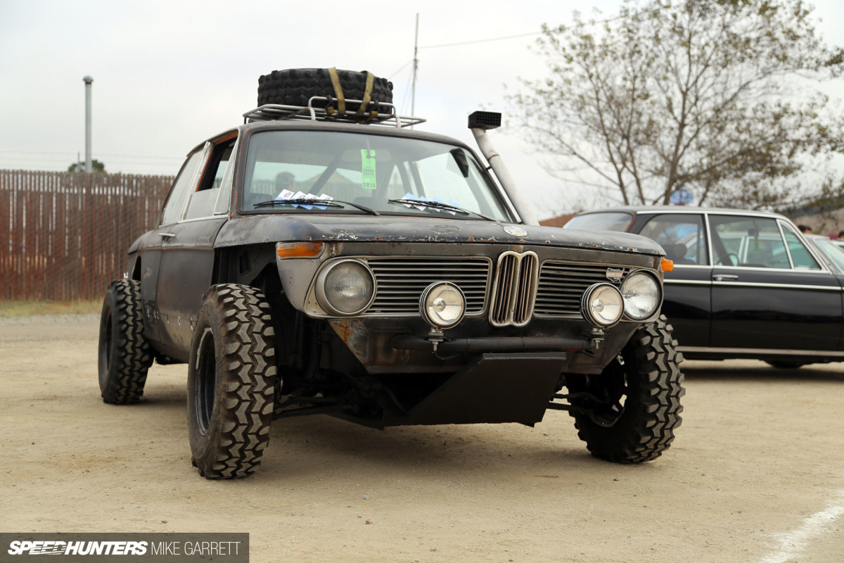 Vegas To Monterey In A BMW 2002 Off-Roader - Speedhunters