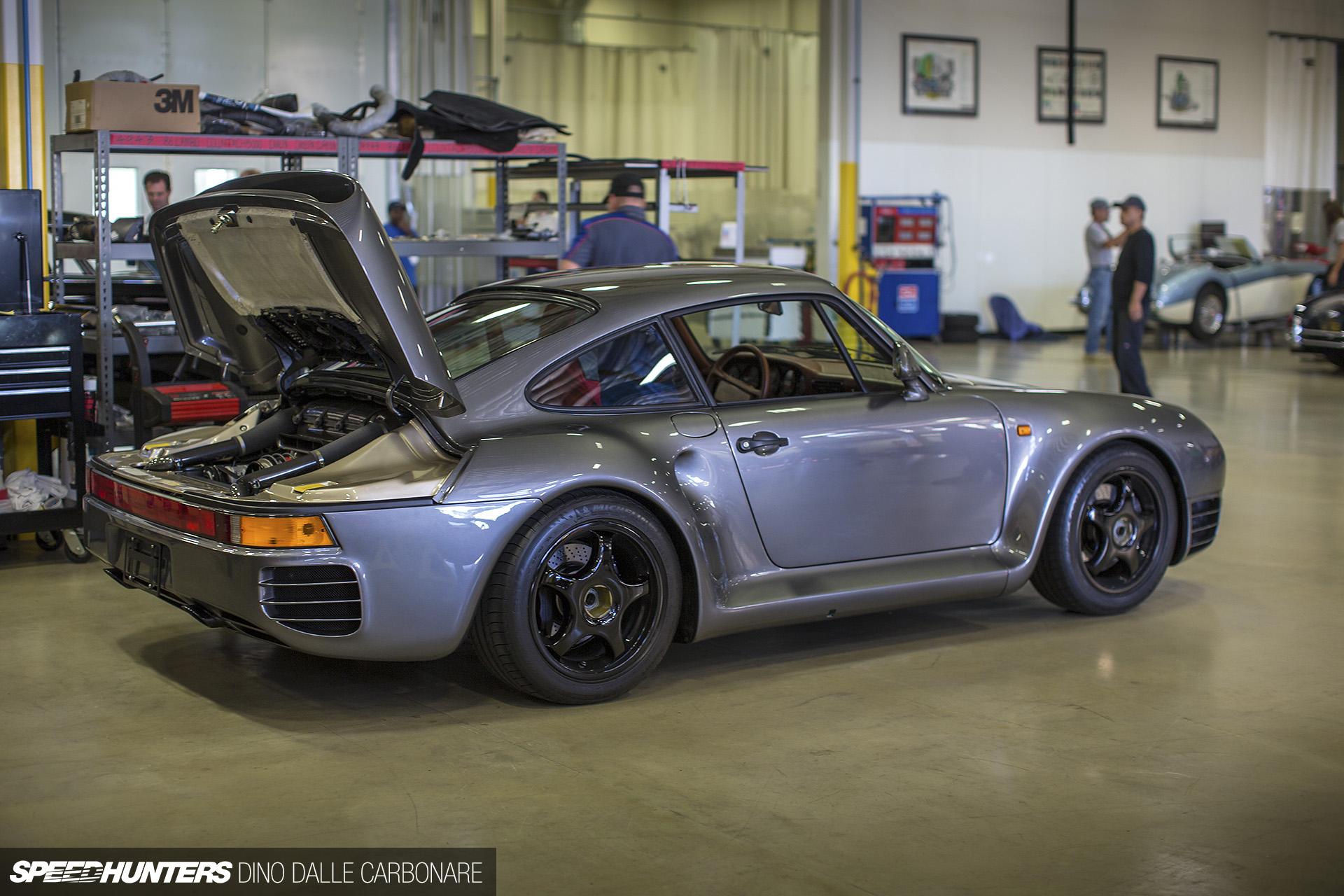Porsche 959 Indulgence