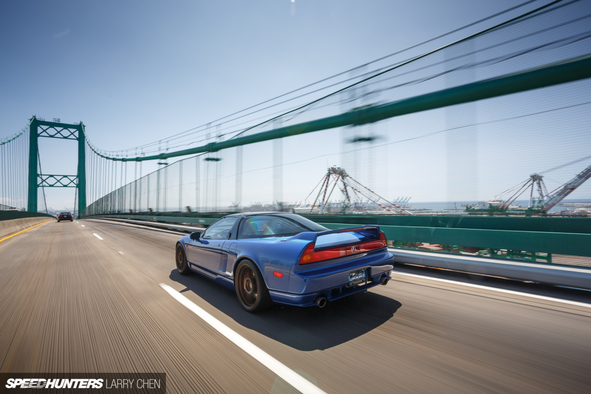 Acura Of Huntington >> Clarion Builds: An Acura NSX With 230,000 Miles - Speedhunters