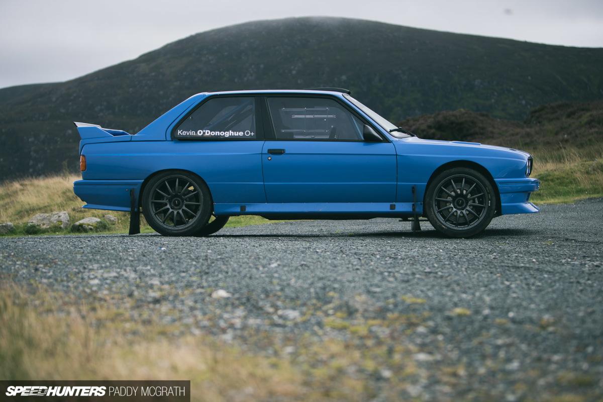 Improving A Legend A Modern E30 M3 Rally Car Speedhunters