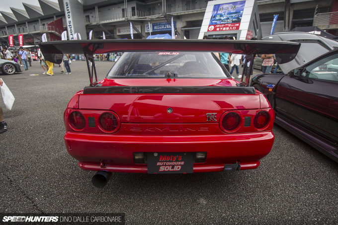 The Undeniable Attraction Of An R32 GT-R - Speedhunters