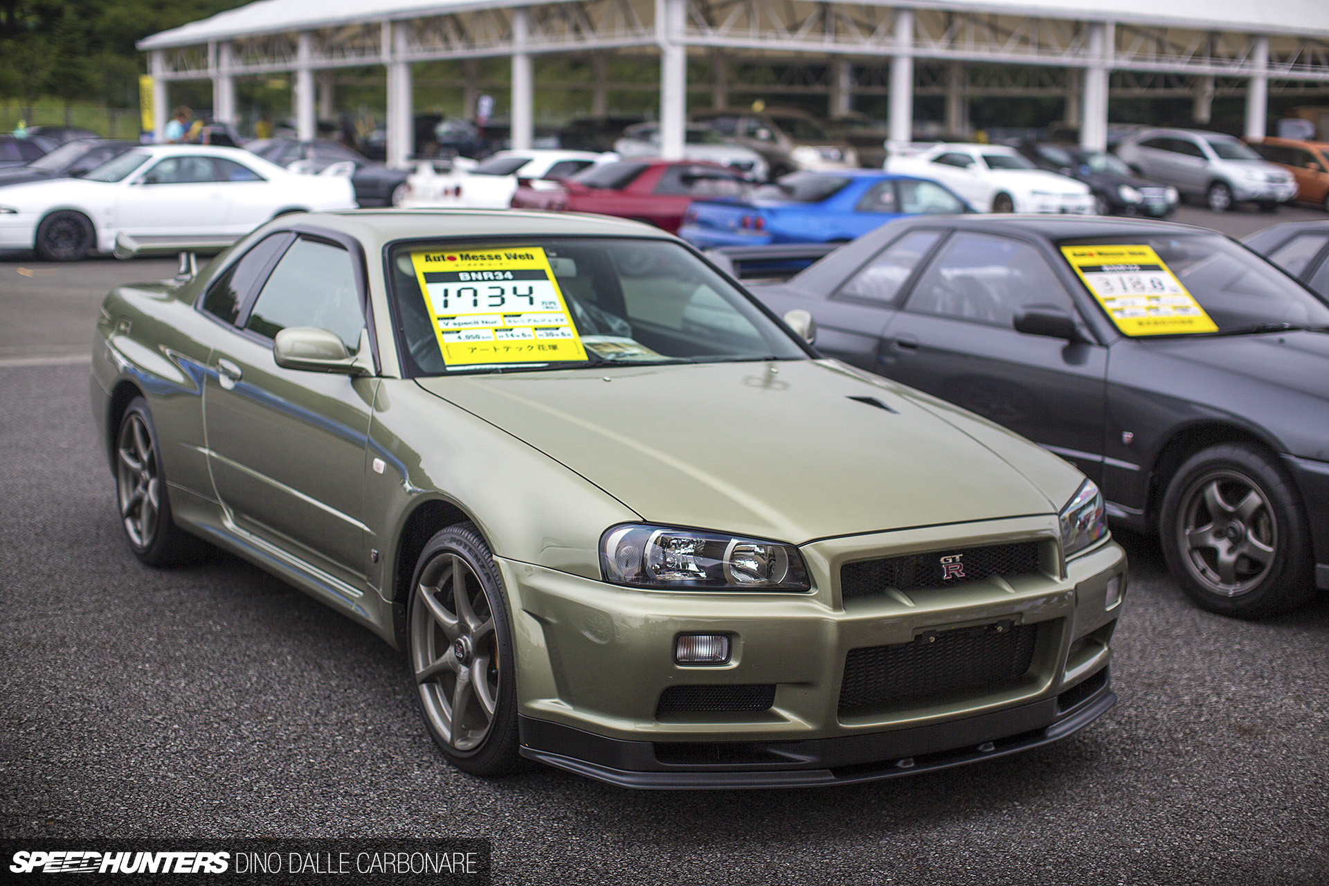 Porsche Usa Build >> R34 GT-R Prices Are Officially Out Of Control - Speedhunters