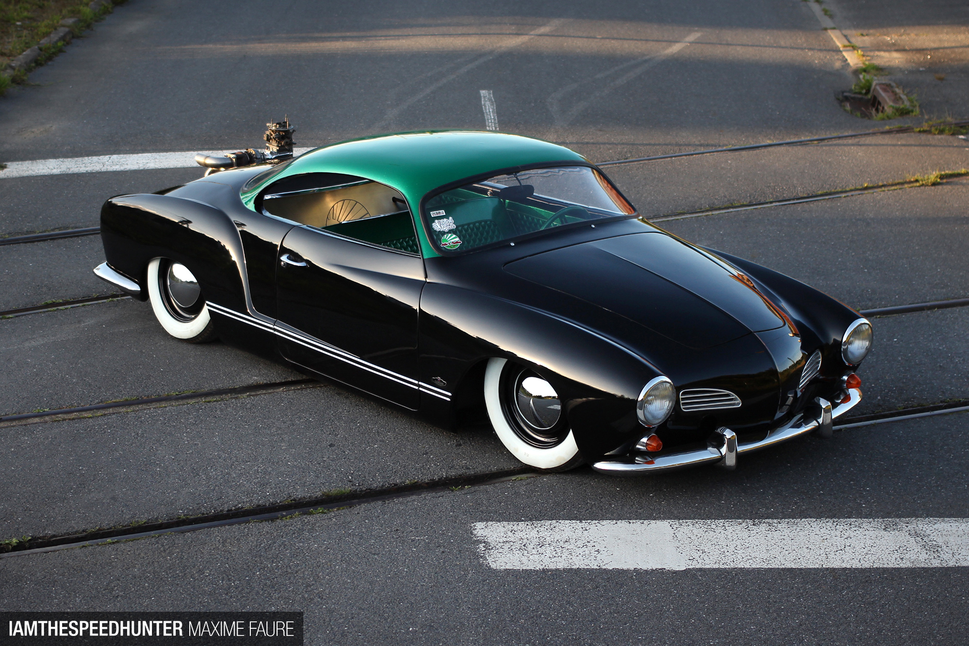 Chop, Drop & Roll: The Adri's Custom Ghia - Speedhunters