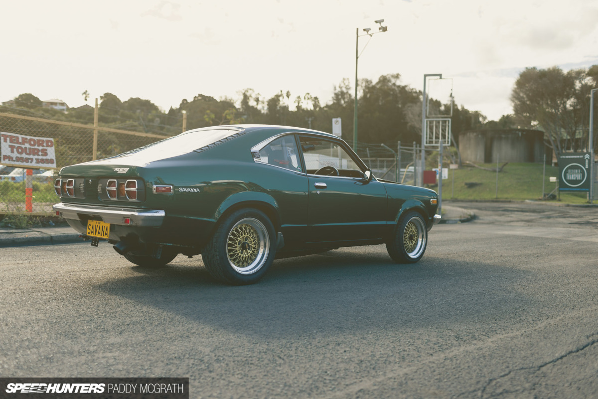 A 4-Rotor, 12,000rpm & 505whp Street RX-3 - Speedhunters
