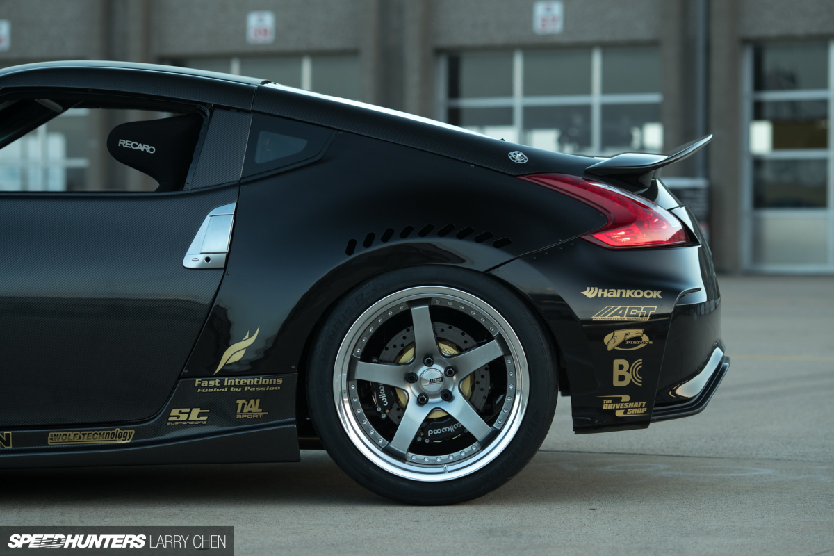 Just For Fun Chris Forsberg S 370z Speedhunters