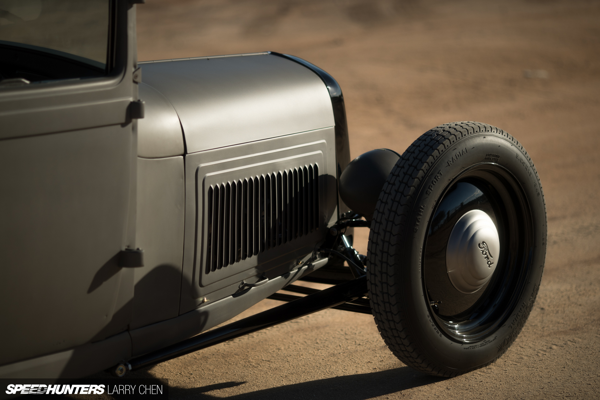 From Bmx To Hot Rods Heath Pinter S 28 Ford Speedhunters