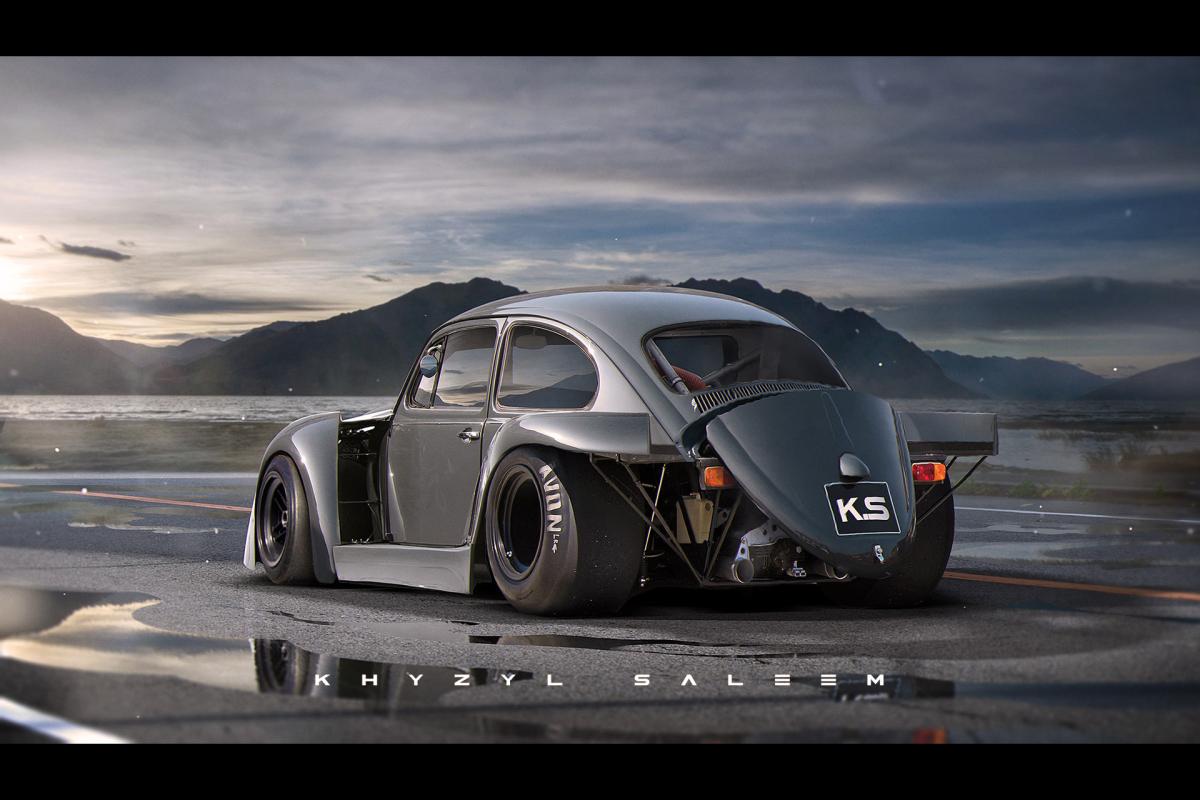 Porsche  Parts Car