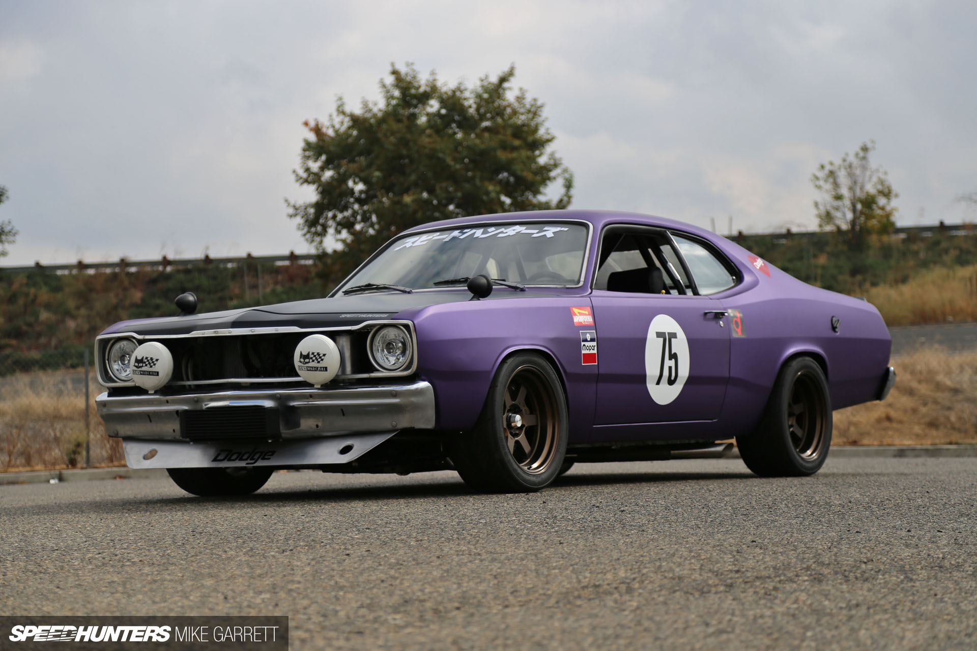 Revealing Project Yankee: The Otaku Muscle Car