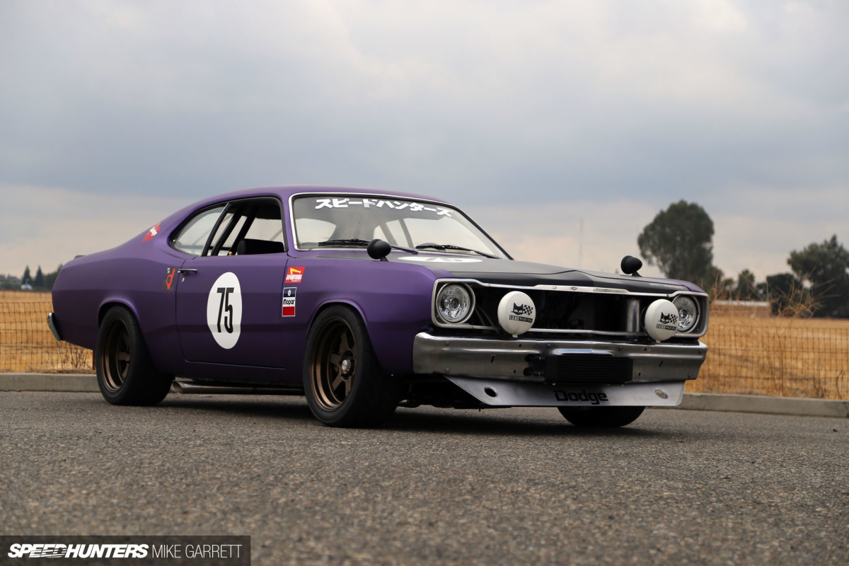 Revealing Project Yankee The Otaku Muscle Car Speedhunters