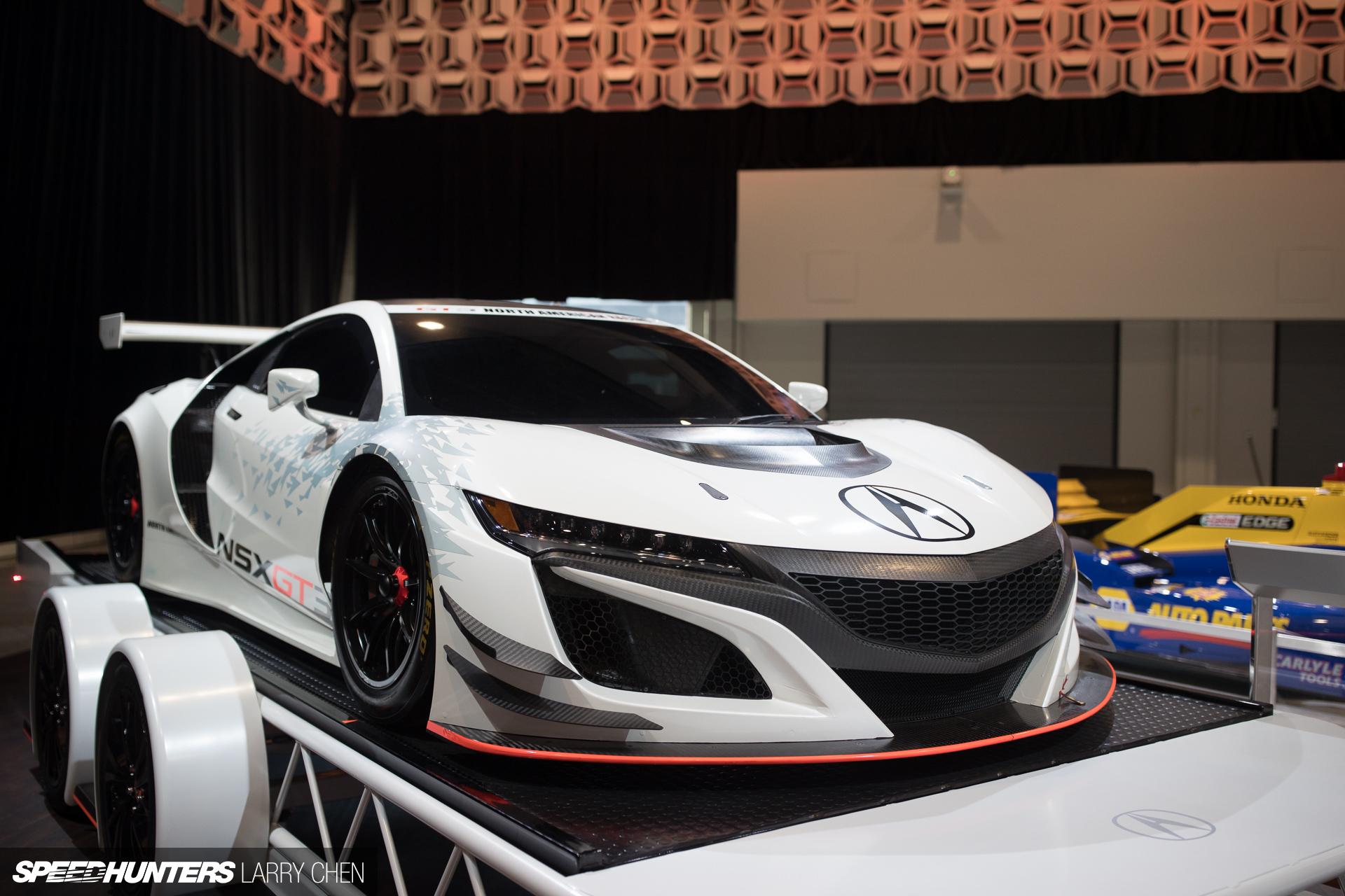 Race Car Stars Of SEMA