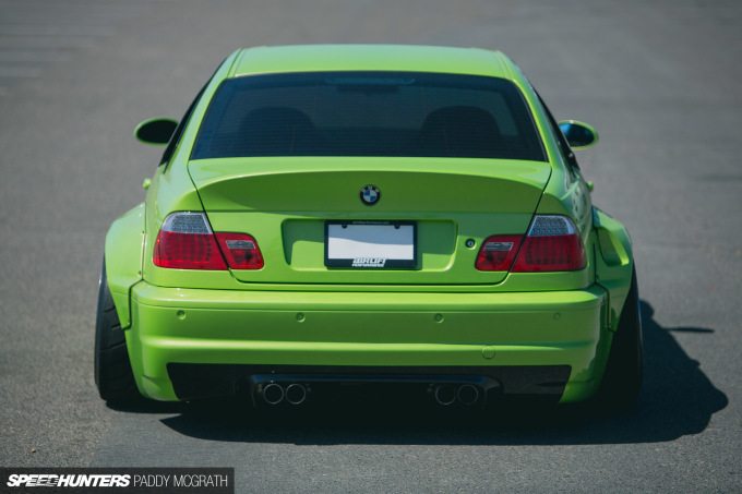 Gaining Perspective: An LS-Swapped M3 - Speedhunters