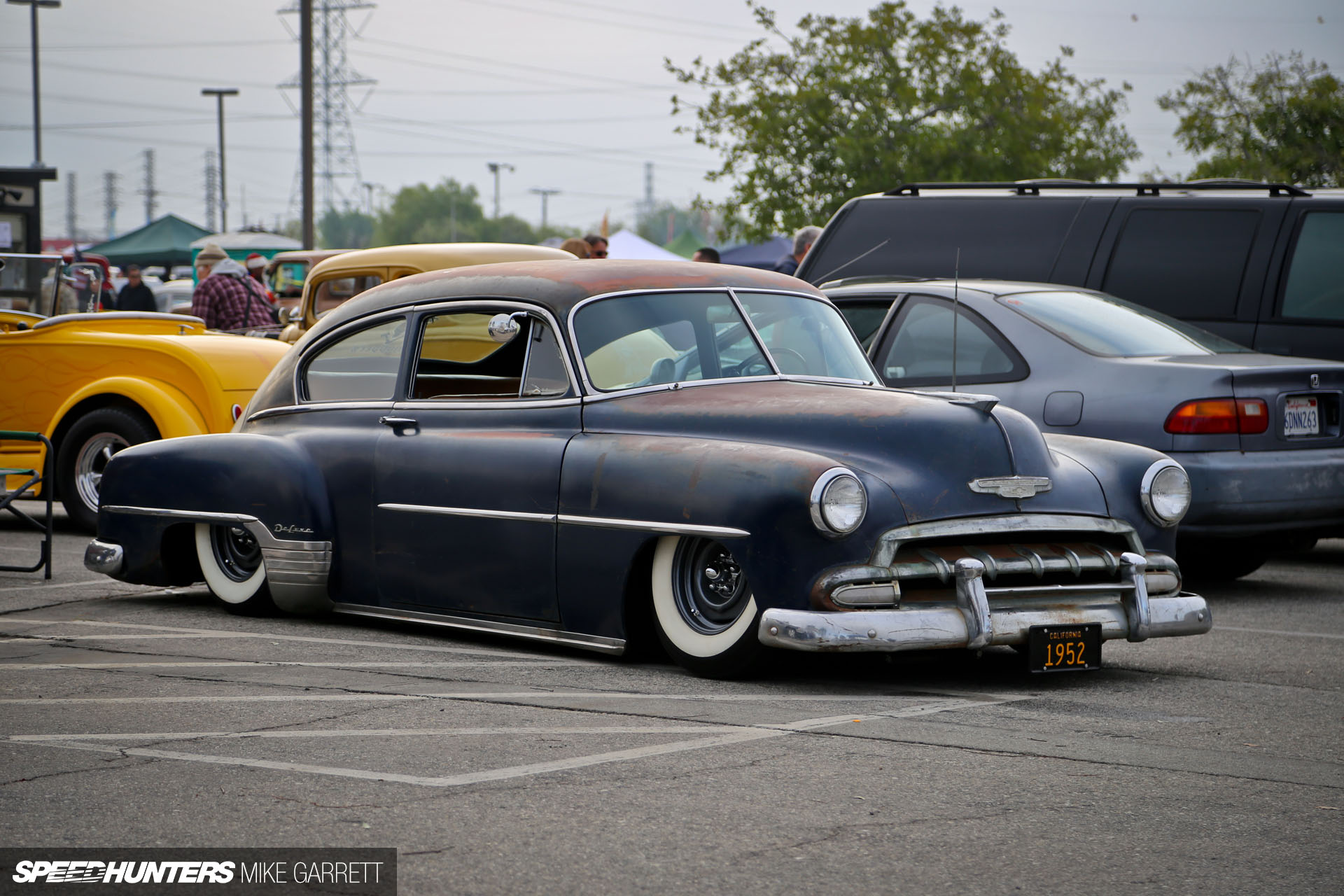 Larry Hill Ford >> An All-Original '52 Chevy. Kind Of... - Speedhunters