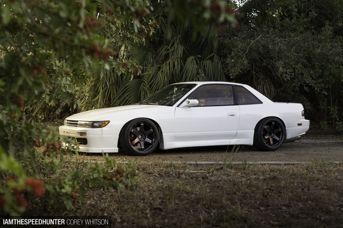 A Simple But Effective S13 - Speedhunters