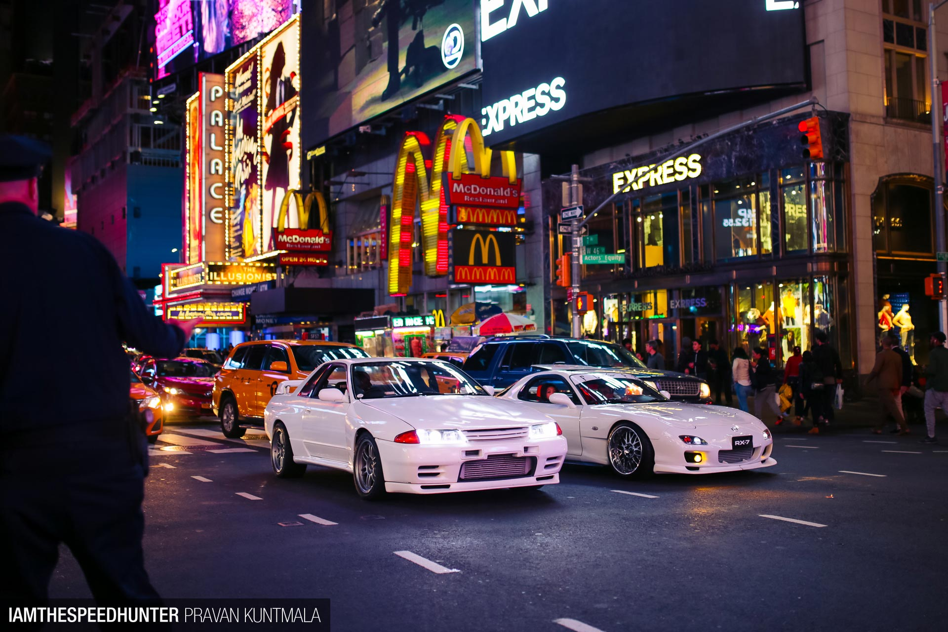 This Is Nyc Car Life Speedhunters