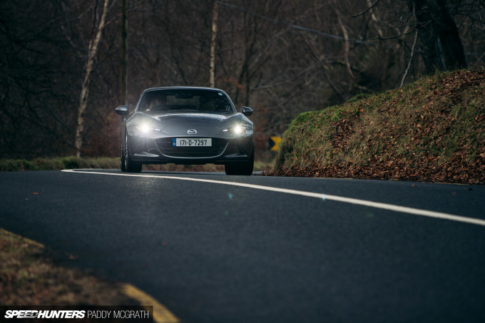 When Slow Is Fast: The Mazda MX-5 RF - Speedhunters