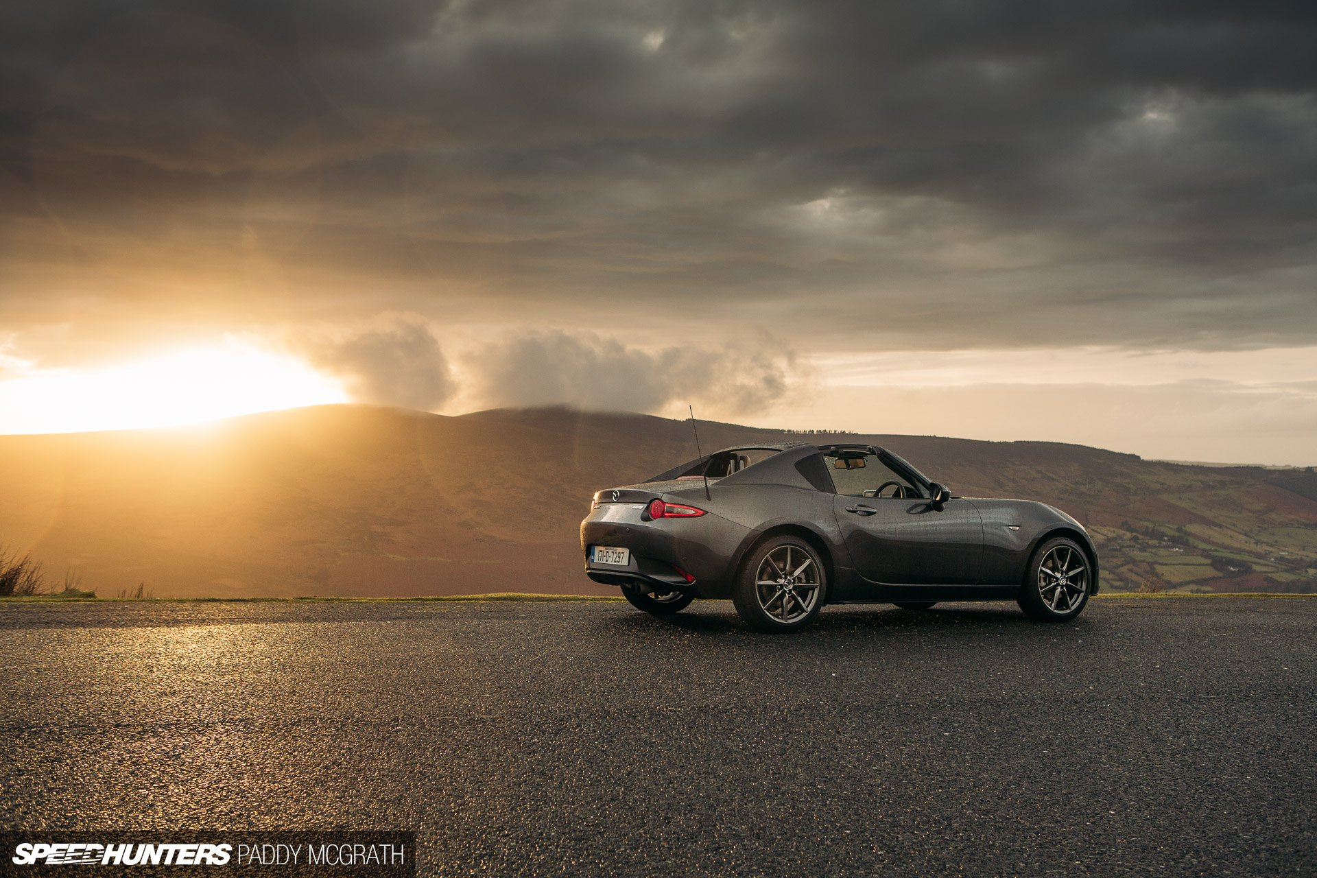 2017 Mazda Mx 5 Miata Rf Grand Touring >> When Slow Is Fast: The Mazda MX-5 RF - Speedhunters