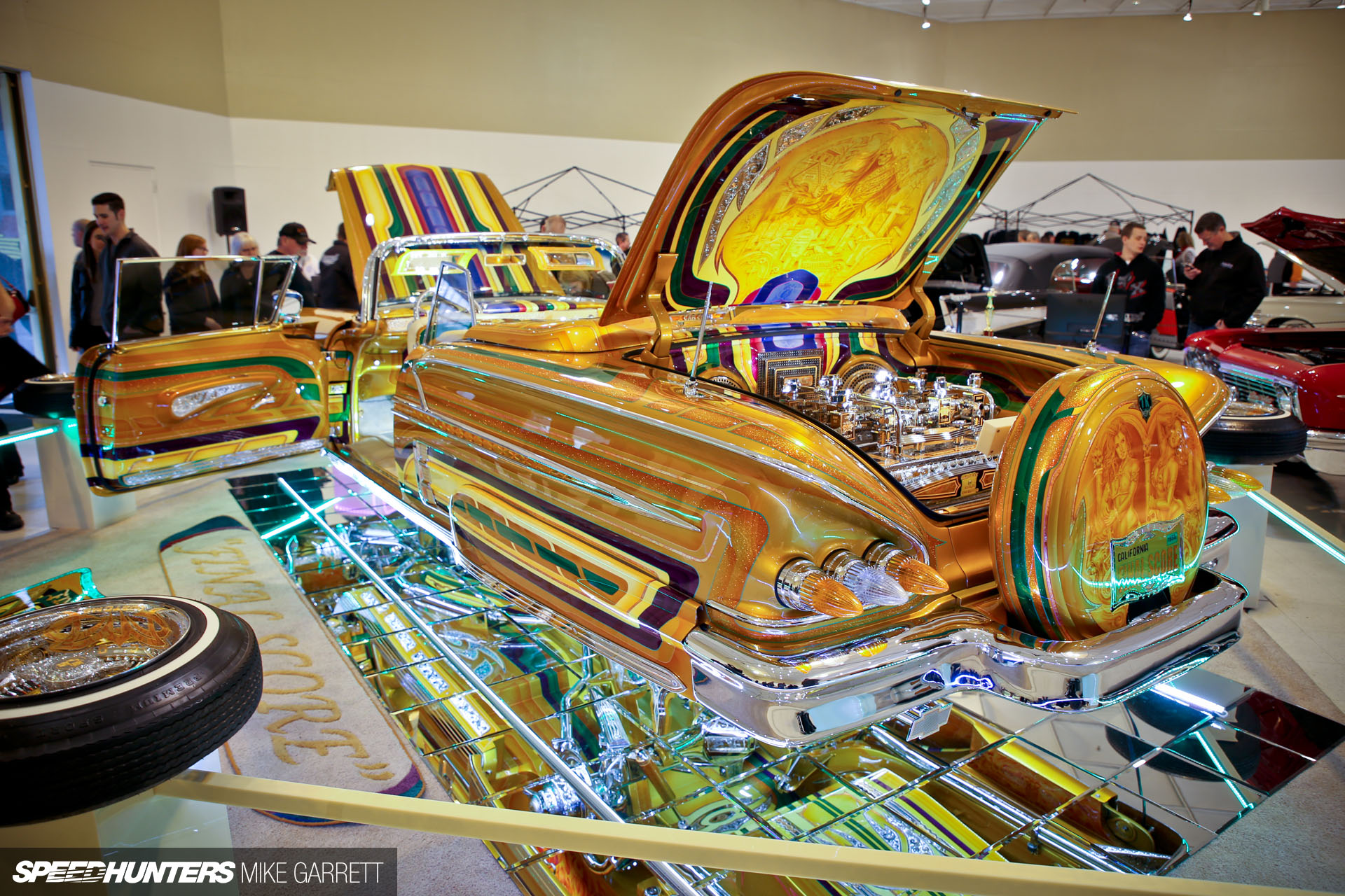 The Lowrider As A Canvas - Speedhunters