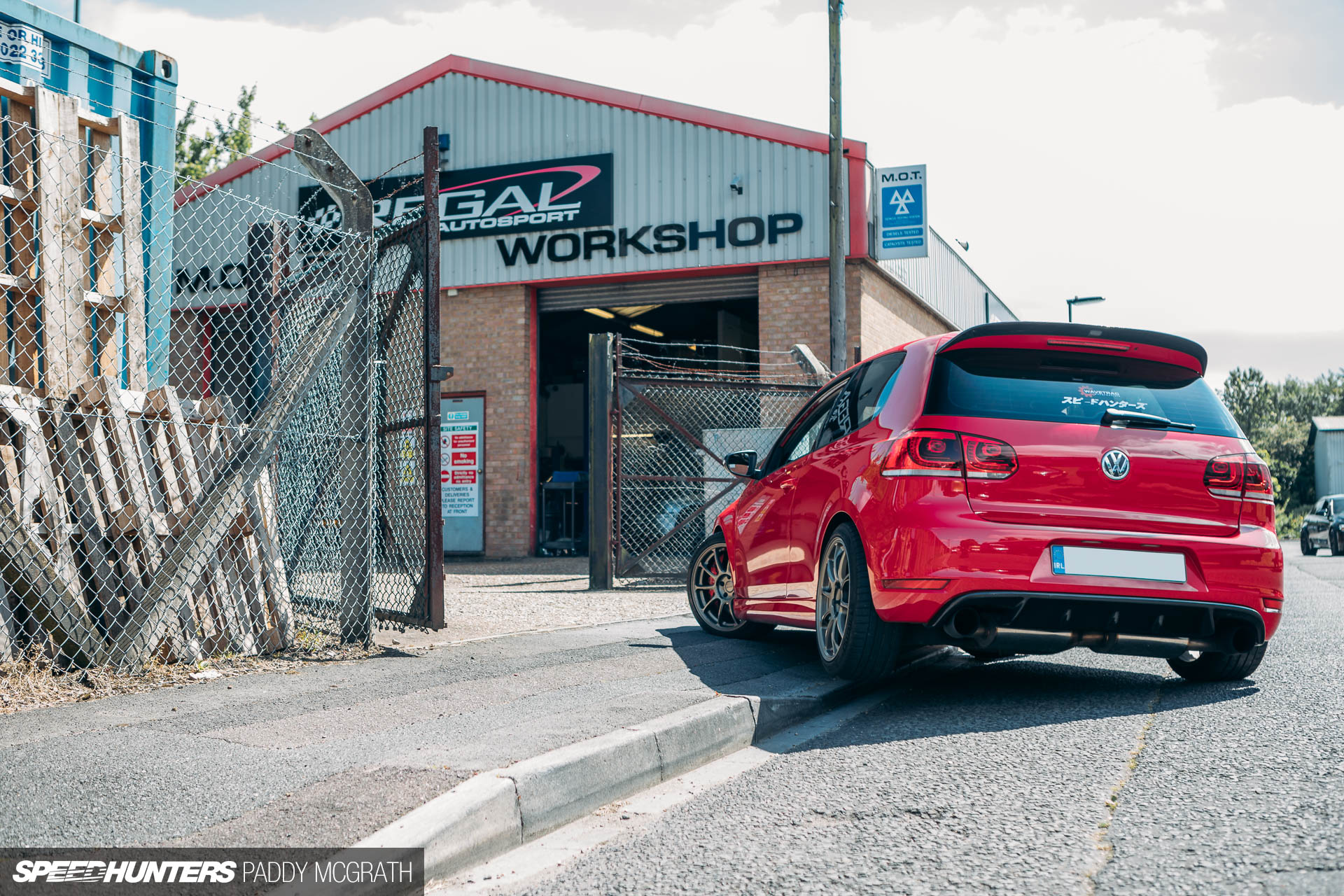 Project GTI: The Game Changer - Speedhunters