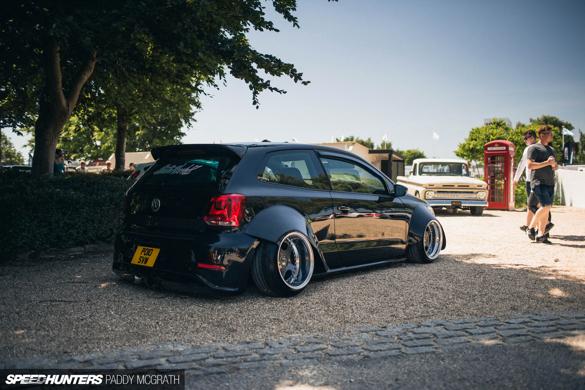 The Bosotan Volkswagen Polo Speedhunters
