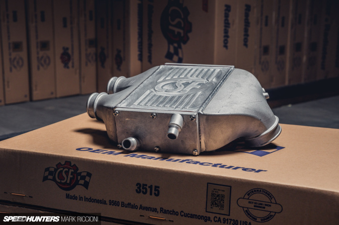 Using AC For A Cooler Boost Charge - Speedhunters