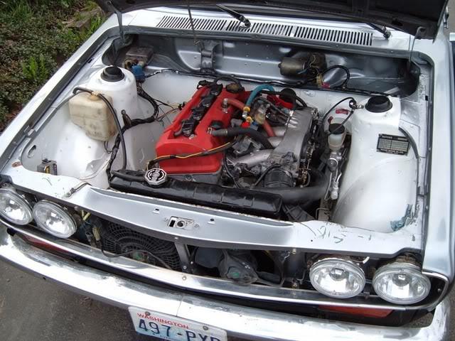 VTEC Just Kicked Datsun  Yo! - Speedhunters