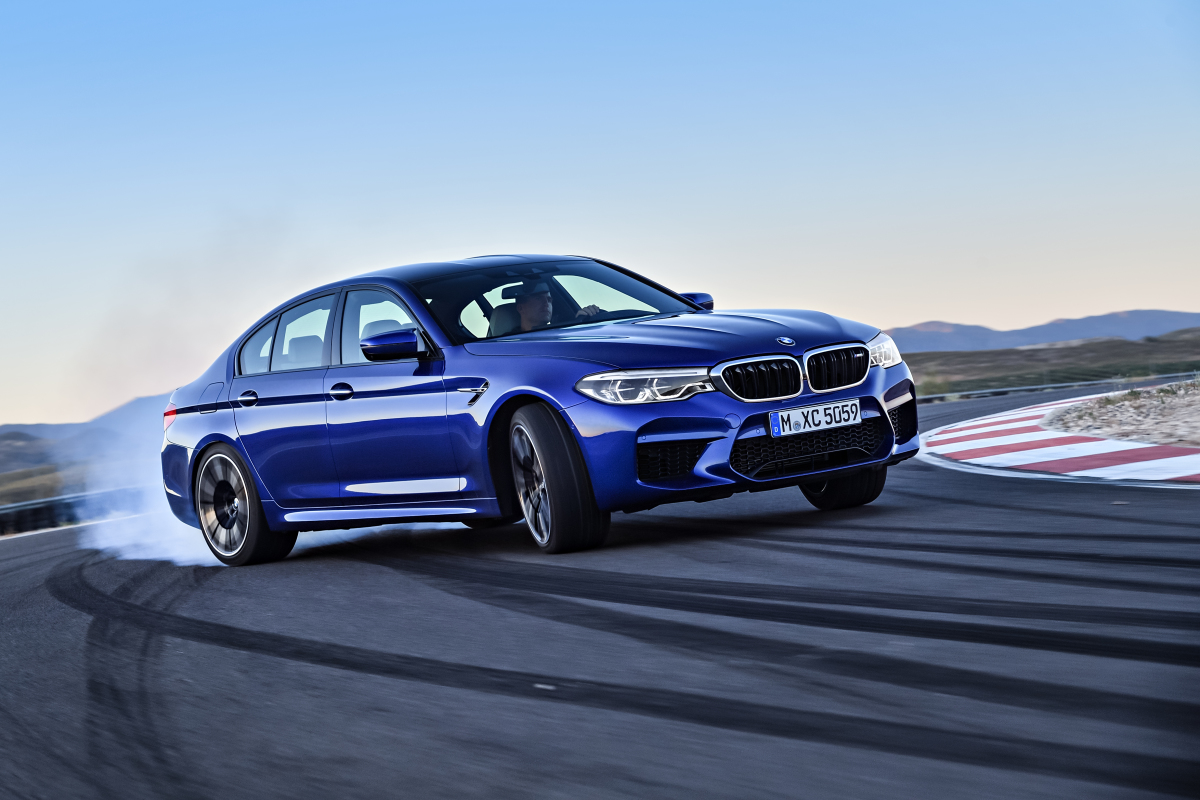 BMW 5 Series how fast is the bmw m5 BMW Redefines The M5 - Speedhunters