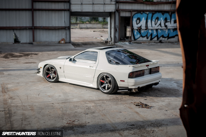 Rotary Dreaming: The Final Form FC3S RX-7 | | TagMyRide