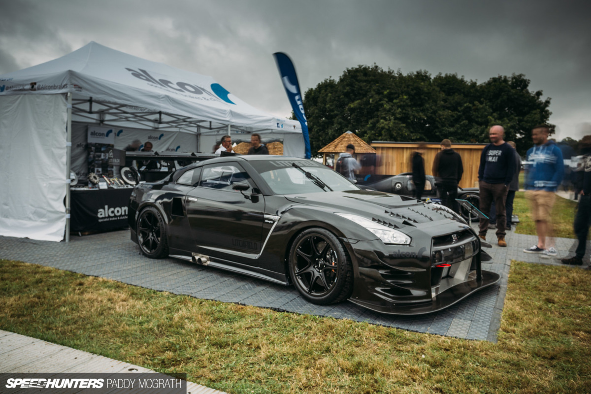 the 1,000hp gt-r chasing a 7 minute 'ring time - speedhunters