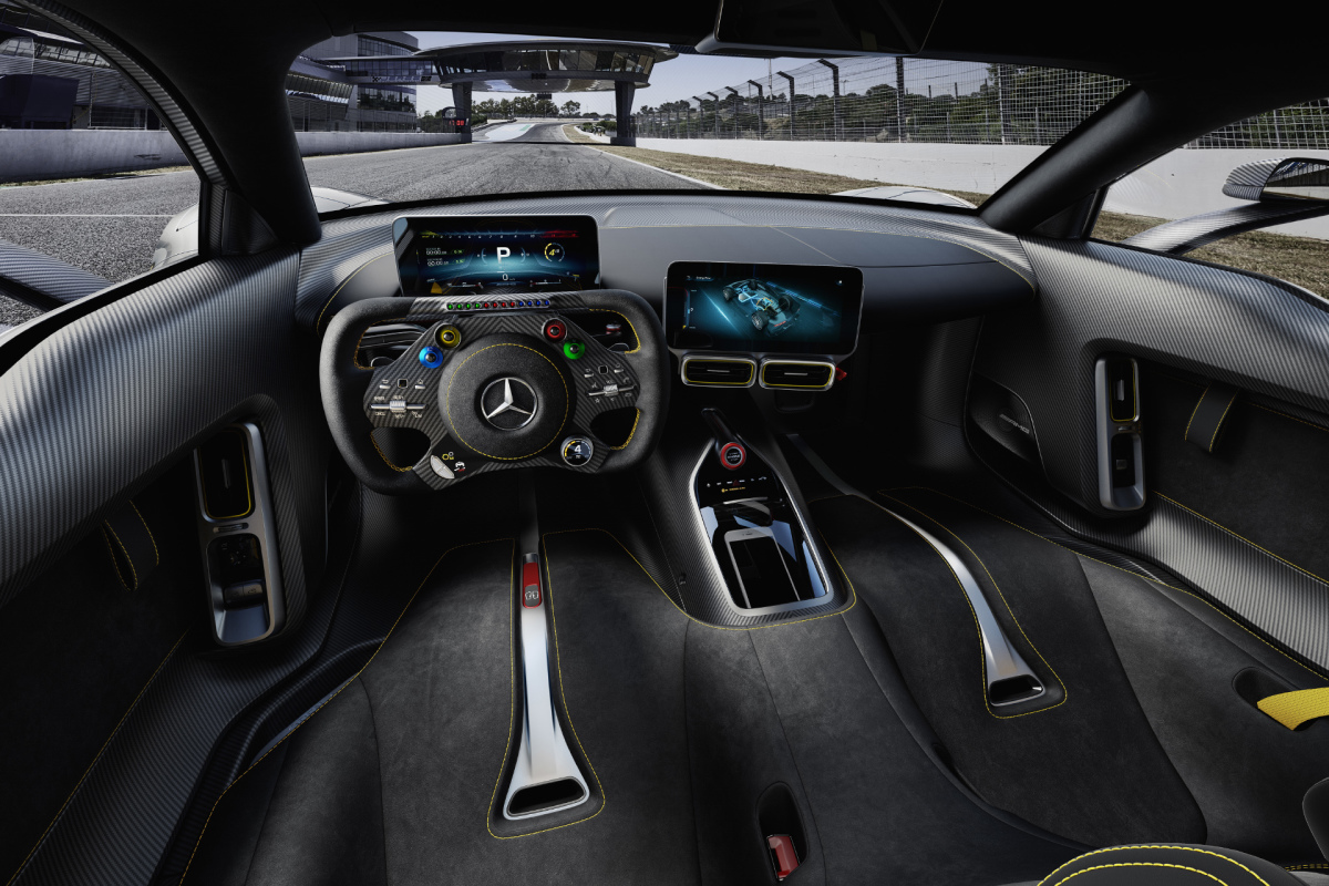 mercedes amg project one breaks cover speedhunters. Black Bedroom Furniture Sets. Home Design Ideas