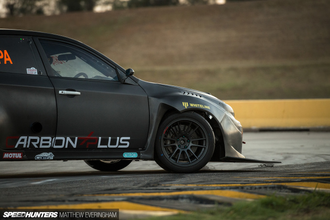 Carbon Everything: A Time Attack WRX - Speedhunters