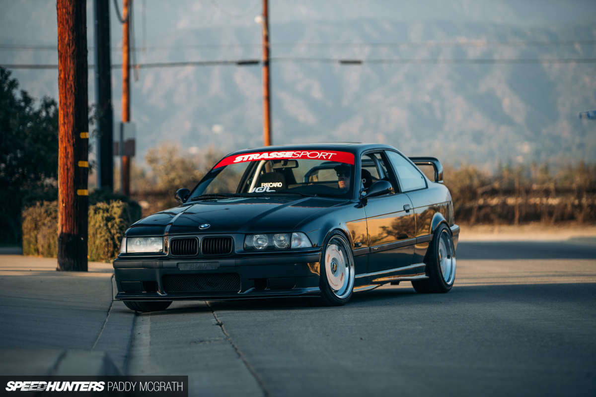 simply street the cohesive m3 speedhunters