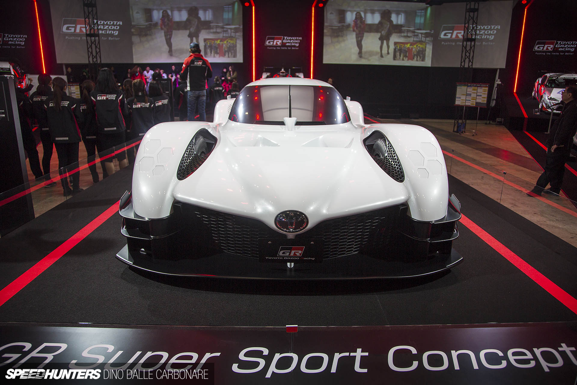 toyotas hypercar is coming speedhunters
